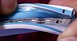 Светодиодная лента NEON 220В JL 2835-120 P IP65 розовый, герметичная, 1м, фото 7