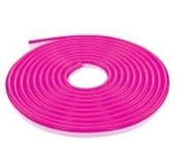 Светодиодная лента NEON 220В JL 2835-120 P IP65 розовый, герметичная, 1м, фото 1