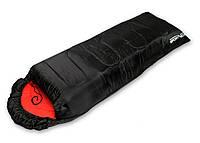 Спальний мішок SportVida SV-CC0004 Black/Red