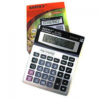 Бухгалтерский настольный калькулятор КК-1200V
