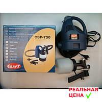 ☑️ Краскопульт Craft CSP 750 (Германия)
