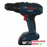 ☑️ Аккумуляторная дрель-шуруповерт-шуруповерт Bosch GSR 1800-Li