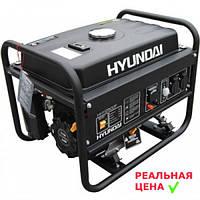 ☑️ Генератор бензиновый Hyundai HHY 2200 F