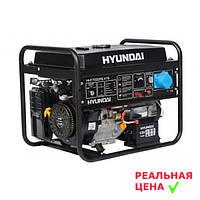 ☑️ Генератор бензиновый Hyundai HHY 7000FE ATS