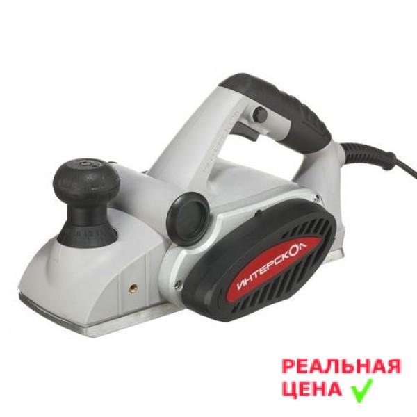 ☑️ Рубанок Интерскол Р-110/2000М