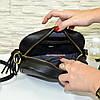 Кожаная женская сумка. Производство Украина, фото 4