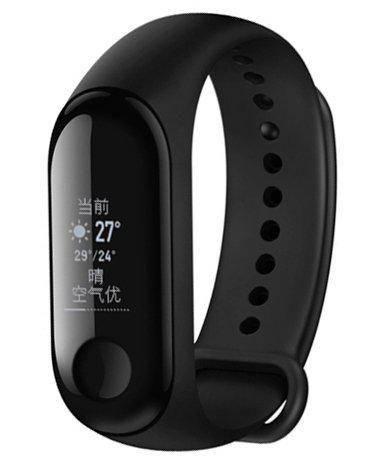 Фитнес-трекер Xiaomi Mi Band 3 Black, фото 2