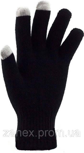 Перчатки для сенсорных телефонов iGlove (черные)