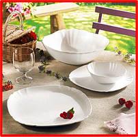 Набор посуды Lotusia White 19 приборов