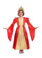 Карнавальный костюм Carnival Toys Принцесса рост 126-148 см