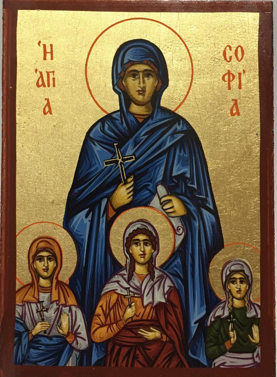 Икона святая София