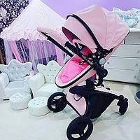 Детская коляска Aulon 2в1 для девочки