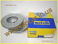 Тормозной диск передний Renault Master II 98-01 305mm 16 колесо Metelli 23-0532C