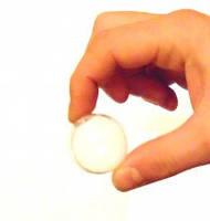 Фокус с мыльным пузырем, фото 1