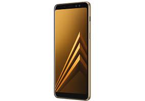 Samsung Galaxy A8+ 2018 32GB Gold 1 месяц, фото 2