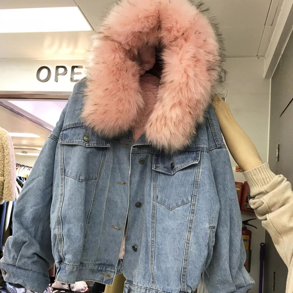 Джинсовая куртка утепленная - 3 цвета