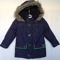 Куртка детская зимняя для мальчика оптом на 1-5 лет , фото 1