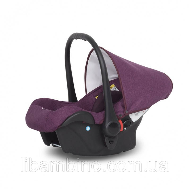 Автокрісло Riko Brano Natural 03 Purple