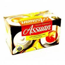 Assuan чай лимон 40 пакетов