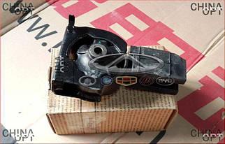 Подушка двигателя передняя, 4G18*, 4G15*, c отбойником, BYD F3R [1.5,HB], 1064001145, Febest