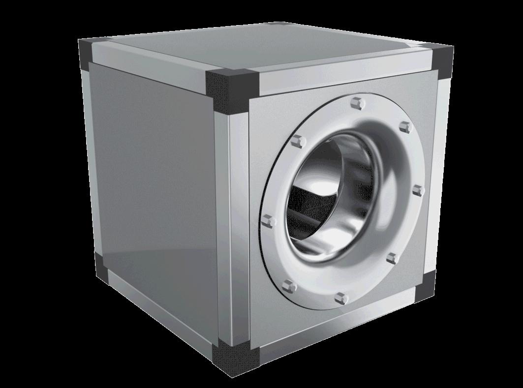 Промышленный канальный вентилятор DOSPEL M-BOX