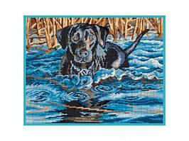 Набор для вышивки гобелен Dimensions 20071 «Холодная вода - горячее сердце»