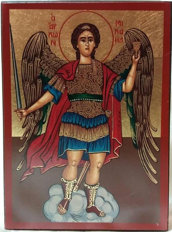 Икона Святой Михаил