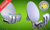 Тороидальная спутниковая двухзеркальная антенна TOROIDAL T90WaveFrontier