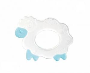 Силиконовый прорезыватель-грызун для зубов  Canpol Babies Овечка (51/000)