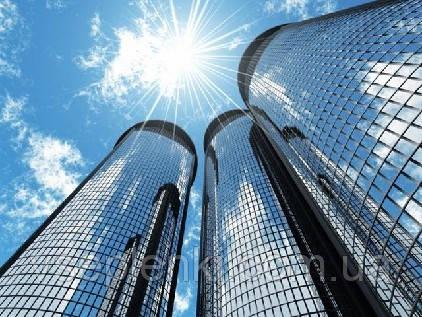 Архитектурная тонировочная  и зеркальная пленка
