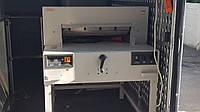 Резальная машина/ гильотина IDEAL 6550-90 б/у, фото 1