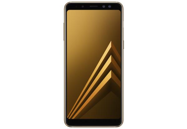 Samsung Galaxy A8 2018 32GB A530FD Gold 1 месяц