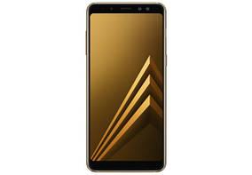Samsung Galaxy A8 2018 32GB A530FD Gold 1 месяц, фото 2