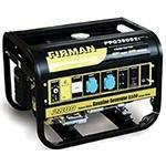 Аренда, прокат бензинового генератора FIRMAN FPG 3500
