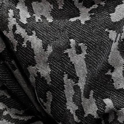 """Футер трехнитка без начеса """"петля"""" камуфляж TK-02, фото 2"""