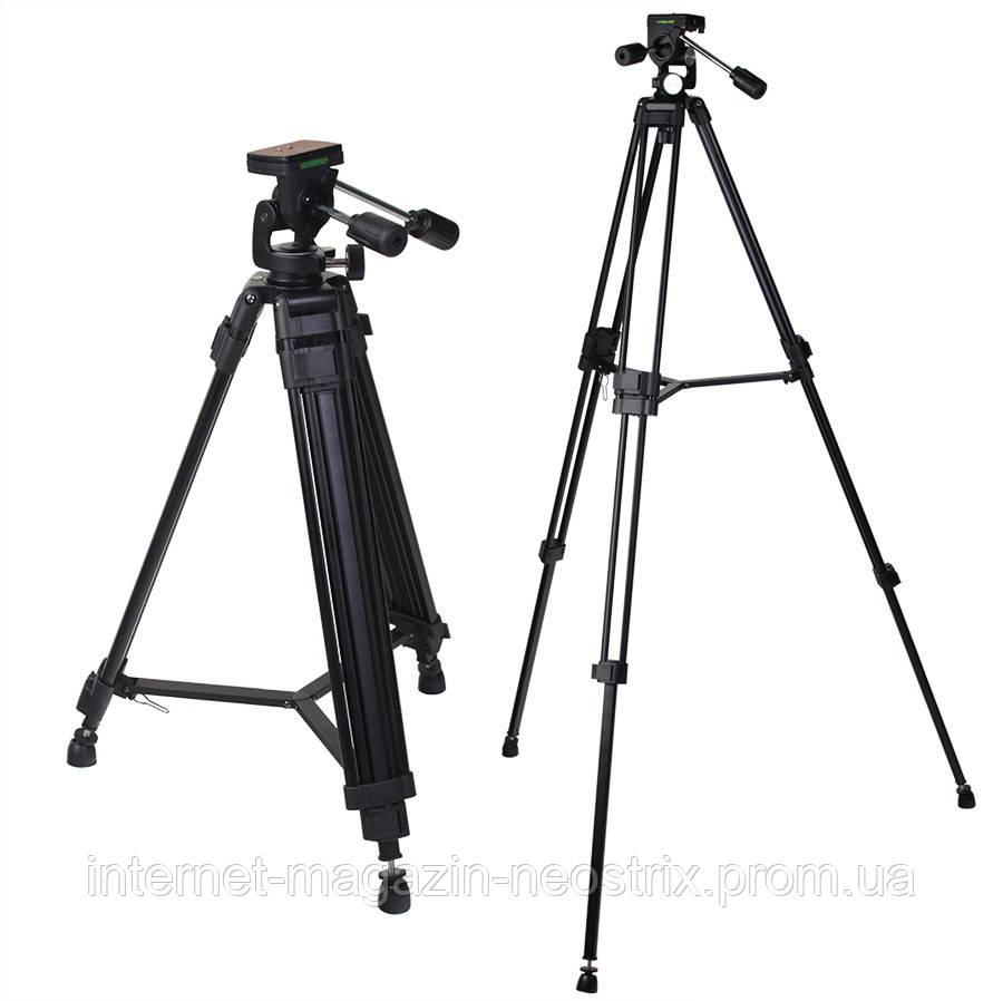 Профессиональный видеоштатив Fotomate VT-9221 (81 - 171 см)