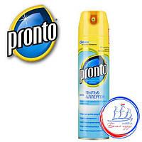 """""""Pronto"""" для мебели аэрозоль 250г антипыль"""