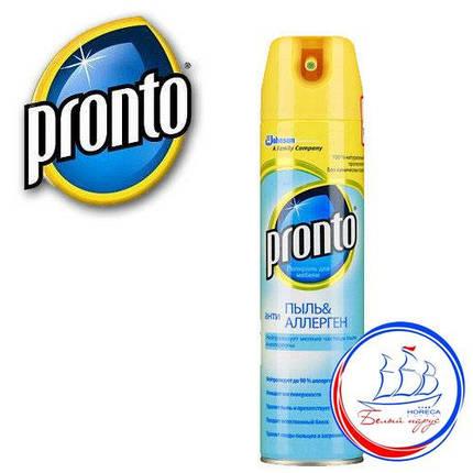 """""""Pronto"""" для меблів аерозоль 250г антипил, фото 2"""