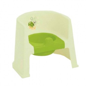Детский горшок Geoby Р800 Green