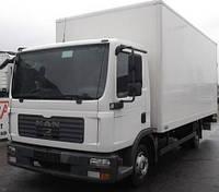 Лобовое стекло MAN TGL 7.150 кабина С, триплекс
