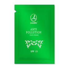 ТЕСТЕР Захисний крем від негативного впливу навколишнього середовища LAMBRE Anti Pollution SPF15
