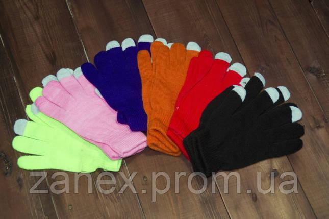 Зимние перчатки для сенсорных телефонов iGlove, фото 2