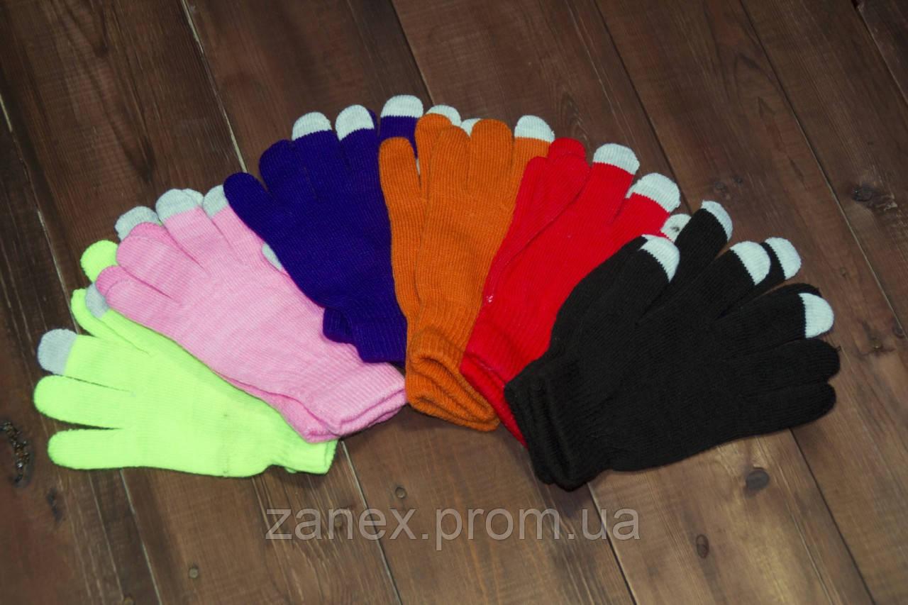 Зимние перчатки для сенсорных телефонов iGlove
