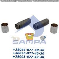 Ремкомплект пальца тормозной колодки MB 3184200182 28x82