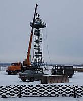 ООО НПП Укрпромтехсервис предлагает к реализации смотровые (сторожевые) вышки высотой 18 метров для организаци