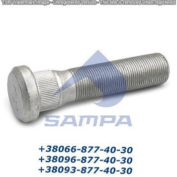 Шпилька колесная М22х1,5х107(096) VOLVO 20515517, RVI 7420515517