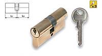 Циліндр для замка DeFort 62 ммдля замка, (31/31) 3 ключа