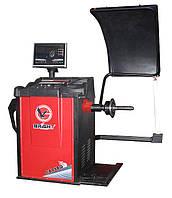 Балансировочный станок (стенд) компьютеризированный с монитором автоматический Bright CB968B