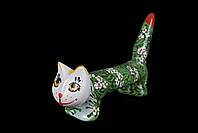 Кот ручной работы Львовская керамика (27), фото 1