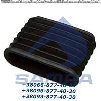 Гофр выхлопной системы воздушного фильтра DAF 95.310/330 0740396